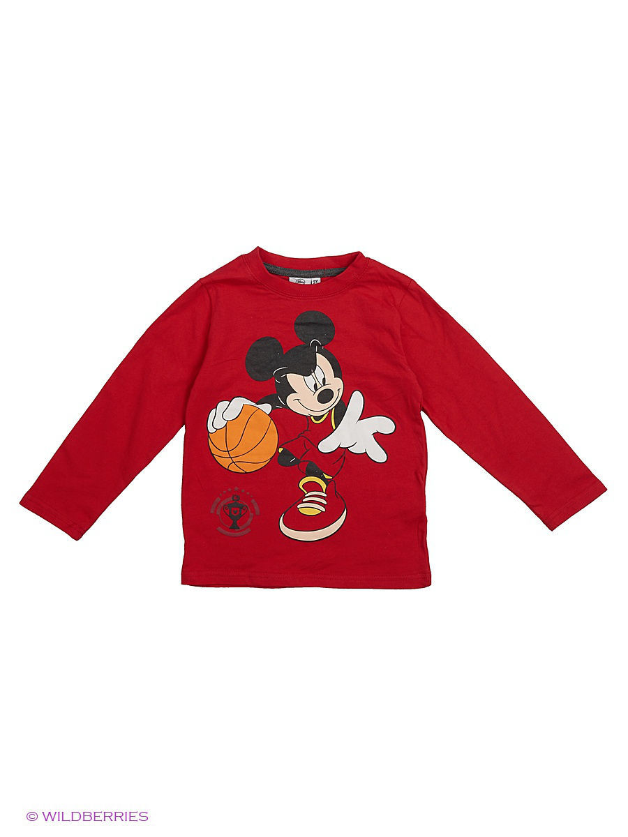 Водолазка Mickey Mouse DIS-9537/RED