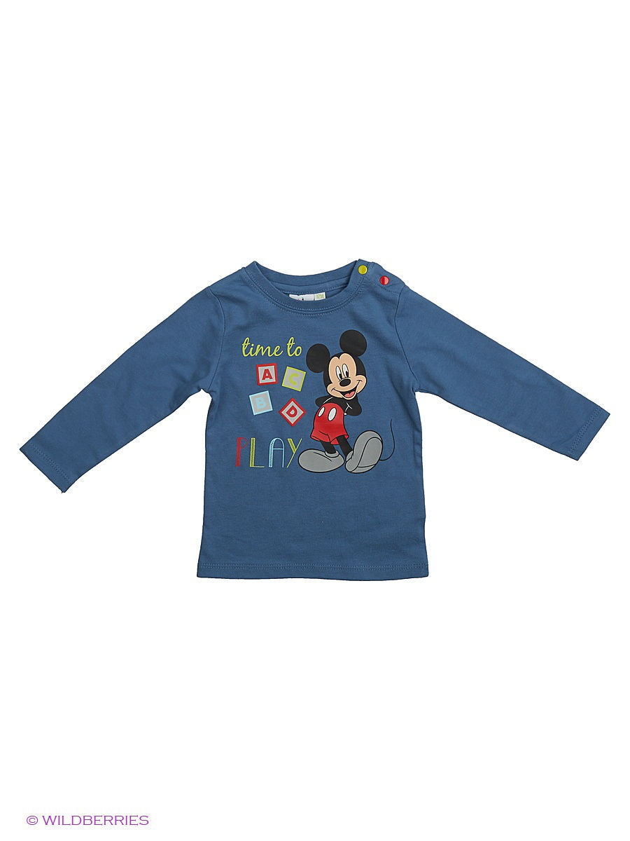Водолазка Mickey Mouse MIC-778/moonLt.blue