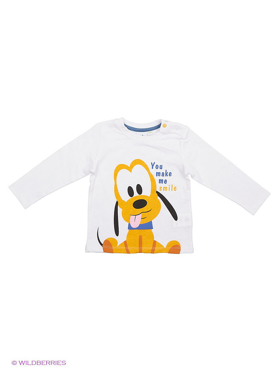 Водолазка Disney DIS-10161/white/moonLt.blue