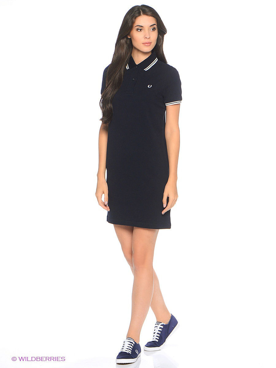 Платье Fred Perry D3600/608