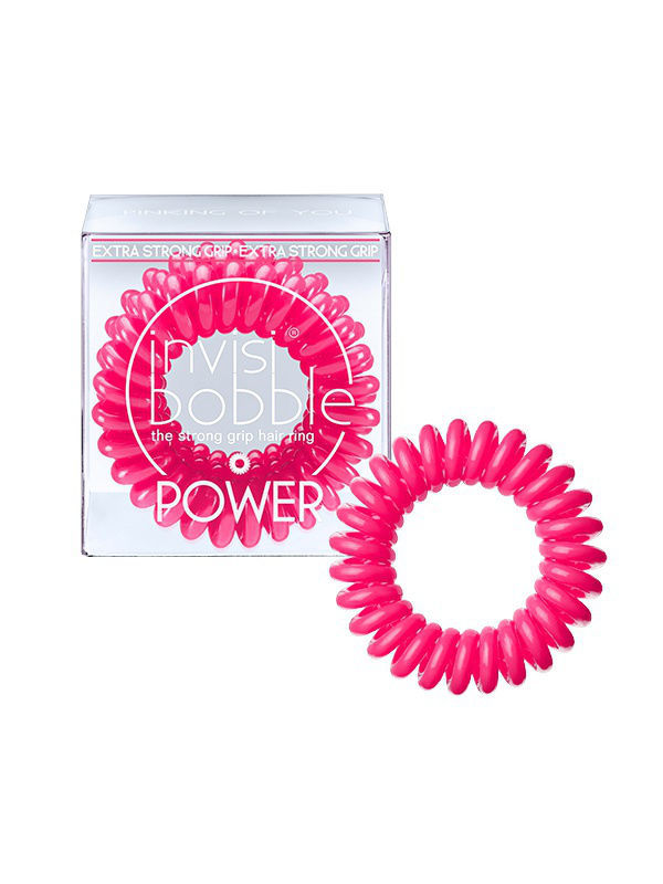 Резинки Invisibobble Резинка-браслет для волос invisibobble POWER Pinking of you джемпер care of you care of you ca084ewone67