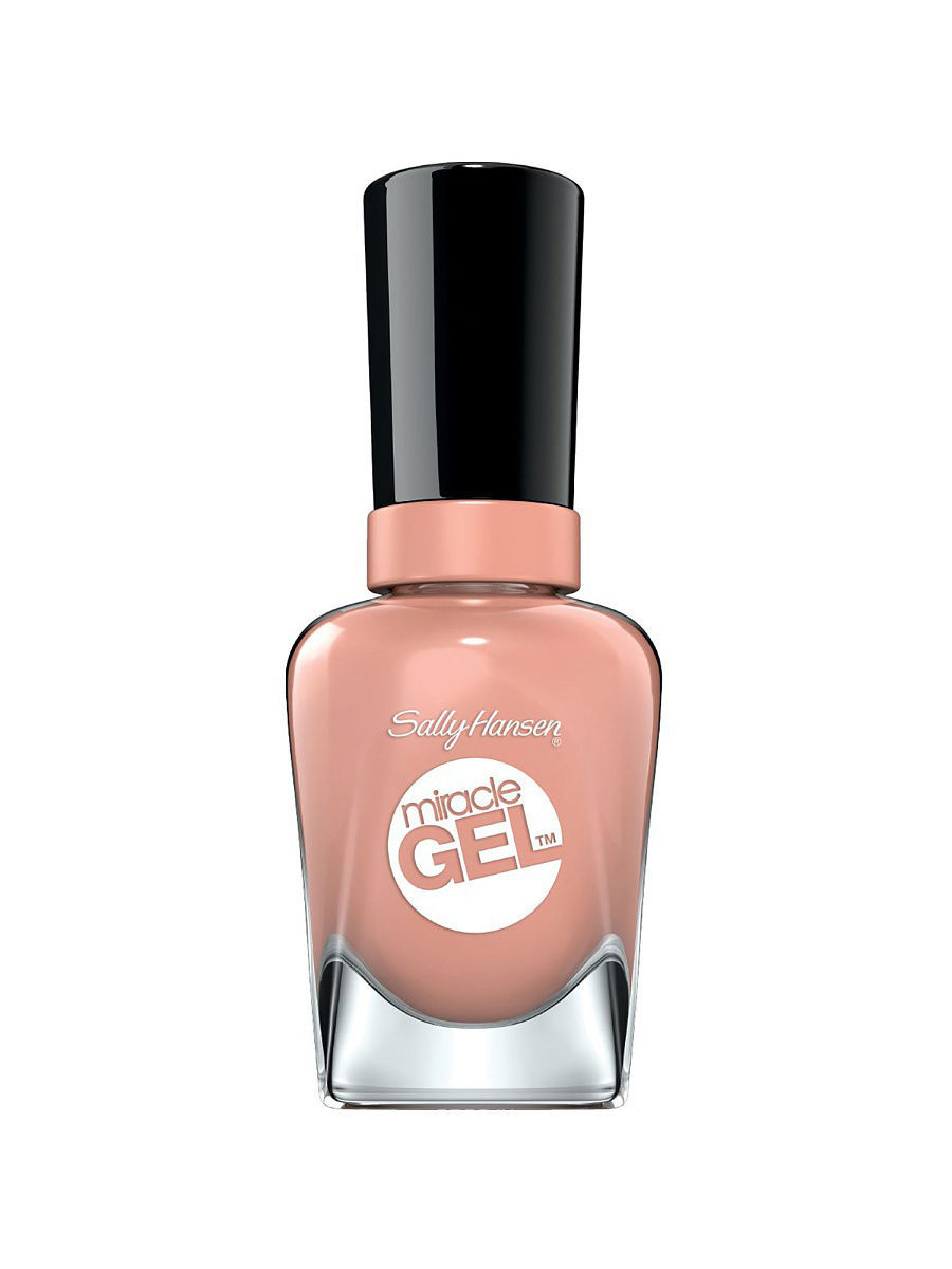 Гель-лаки SALLY HANSEN Гель Лак Для Ногтей Sally Hansen Miracle Gel Тон frill seeker  14,7 мл, #184 cubism