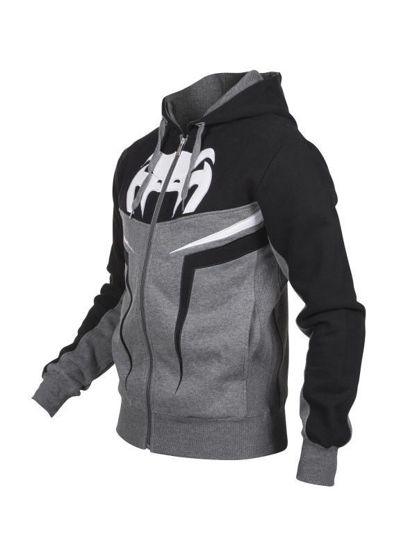 Толстовки Venum Толстовка Shockwave 3.0 Hoody - Grey/Black ellesse toppo overhead hoody athletic grey marl