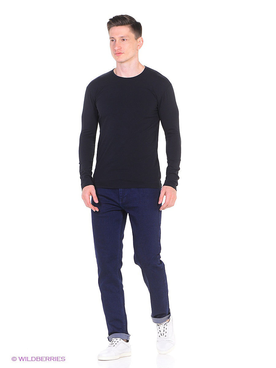 Лонгслив Olbia, slim fit Alan Red 7804/6