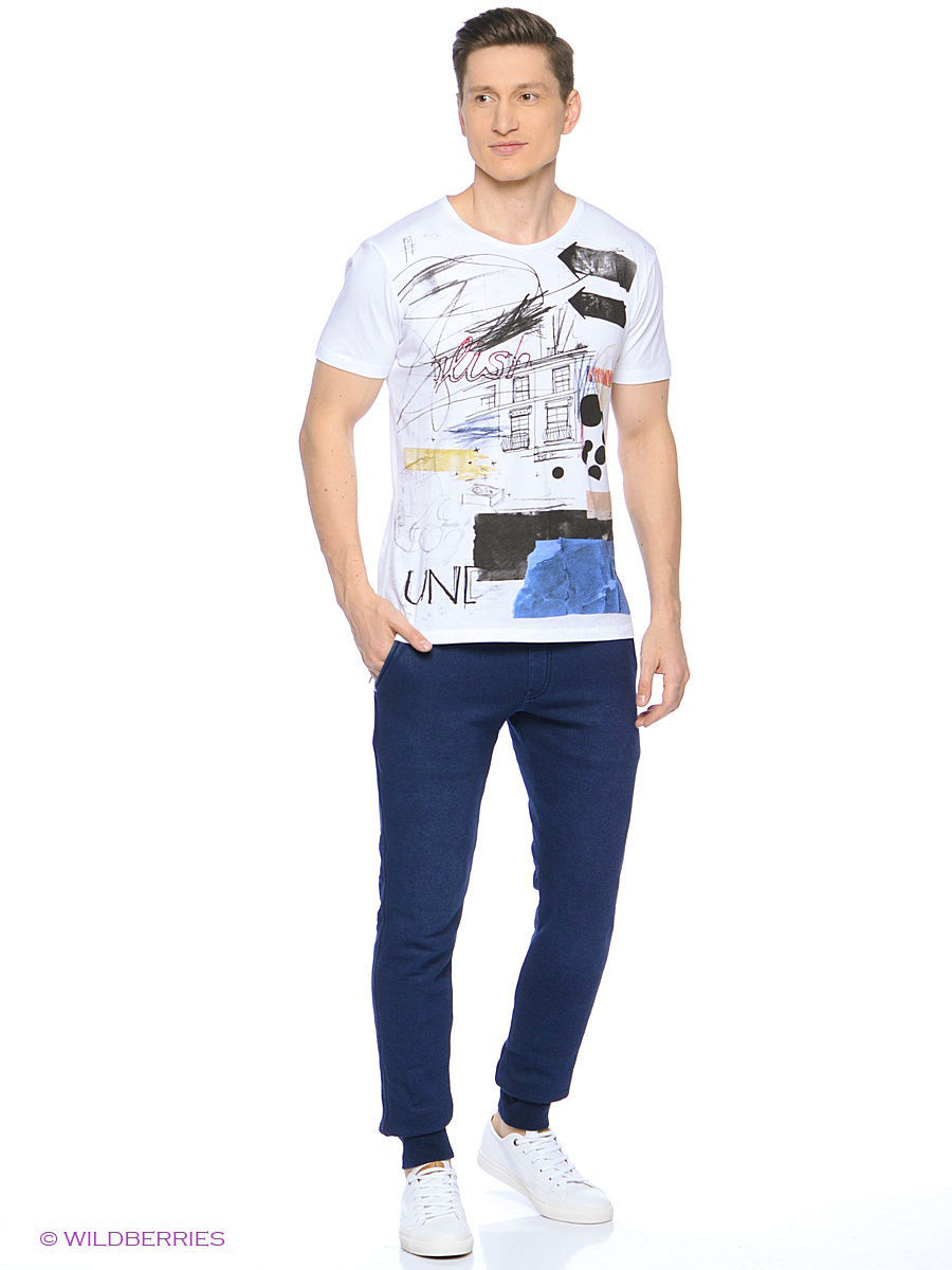 Футболка Pepe Jeans London PM503224/802