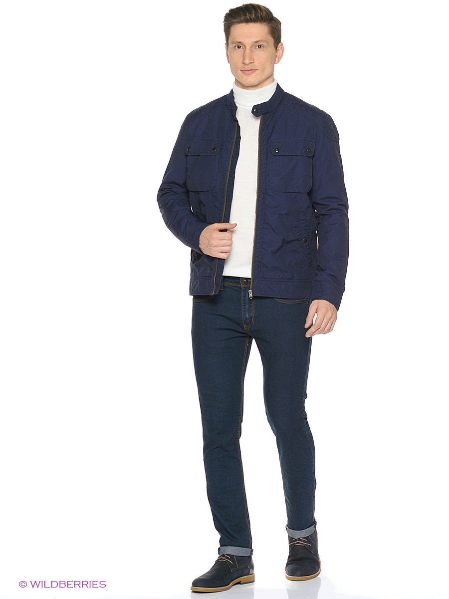 Куртка Jack & Jones 12107874/NavyBlazer