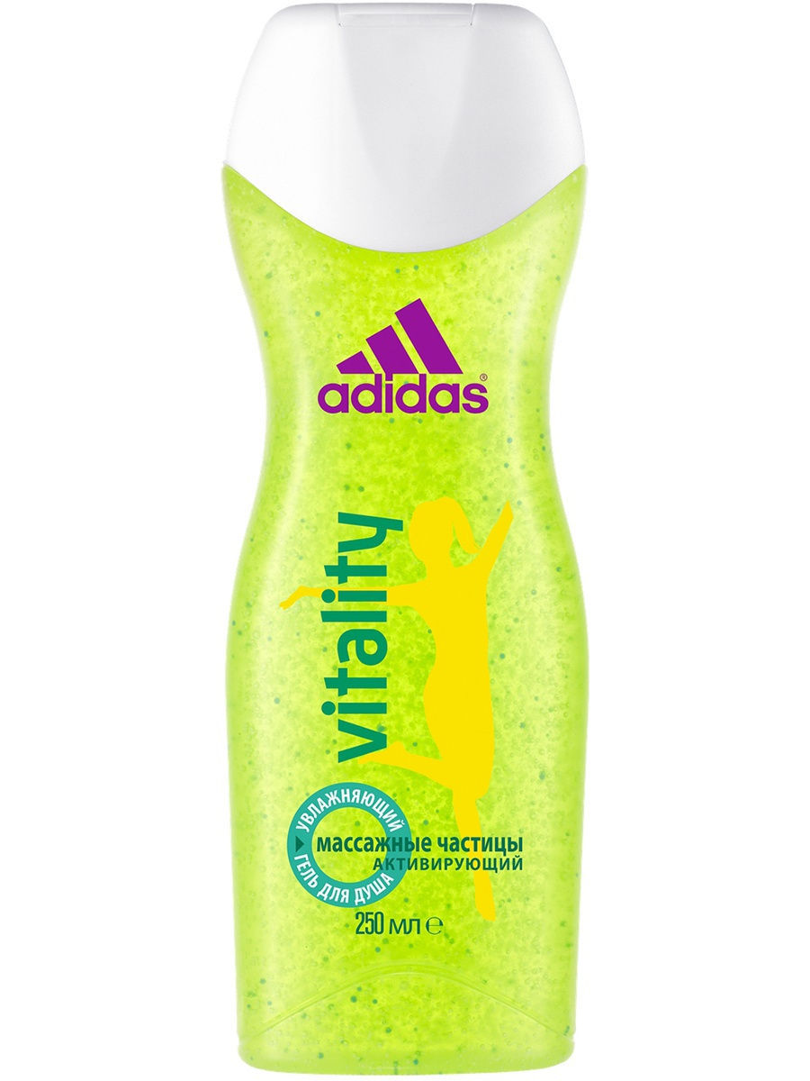 Гели Adidas Гель для душа  Adidas Shower Gel Female 250 мл vitality