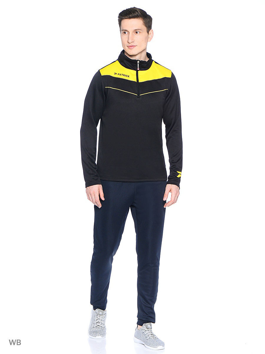 Толстовка HALF ZIPPED TRAINING SWEATER
