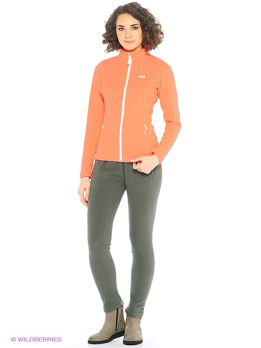Брюки Helly Hansen Брюки W DAYBREAKER FLEECE PANT брюки puma брюки ftbltrg pant