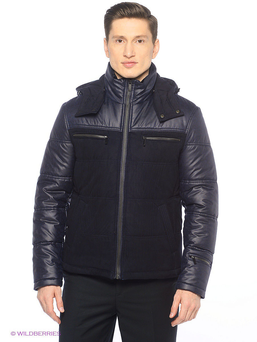 Куртка Absolutex 1384DKNAVY/темно-синий: изображение 2