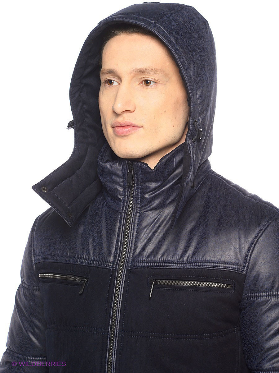 Куртка Absolutex 1384DKNAVY/темно-синий: изображение 4