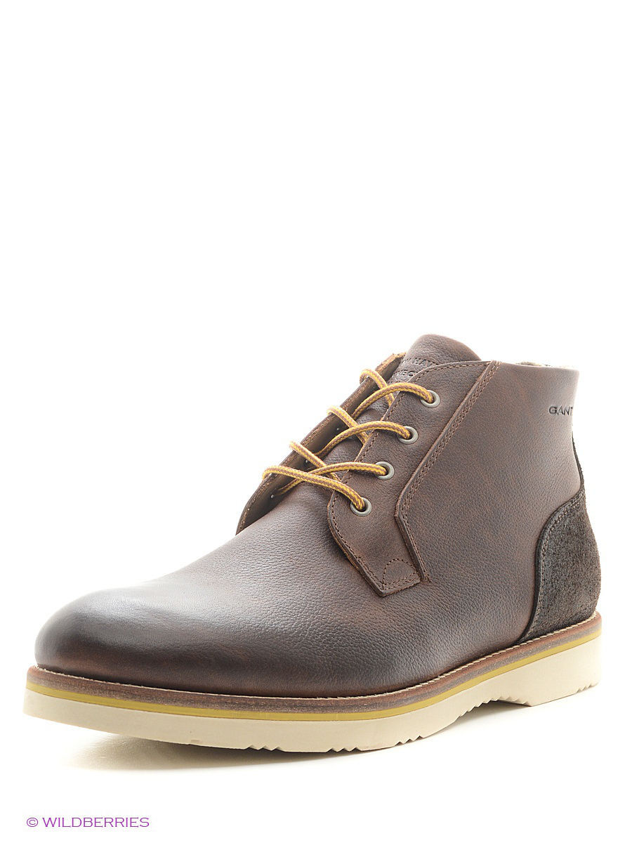 Ботинки GANT 13641402/g46darkbrown