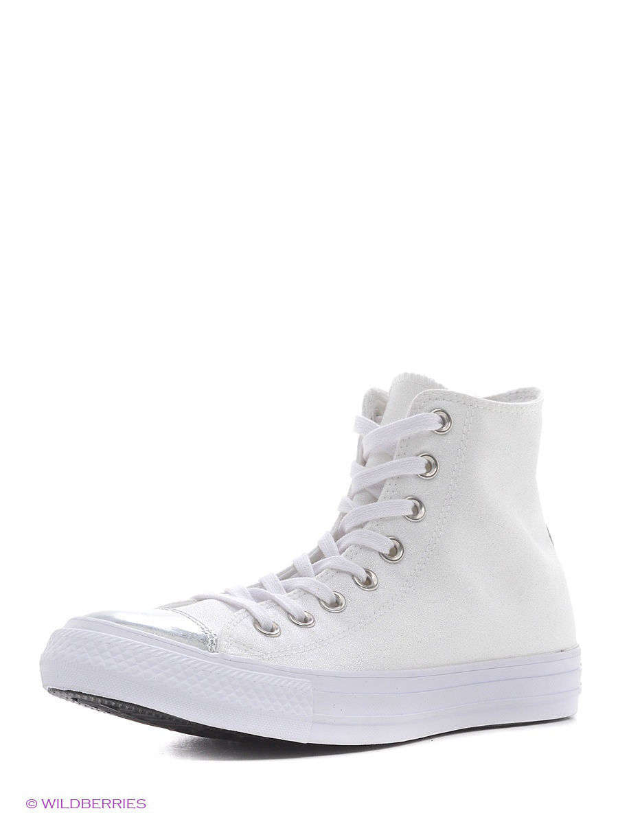 Кеды Chuck Taylor All Star Brush Off Leather Toecap