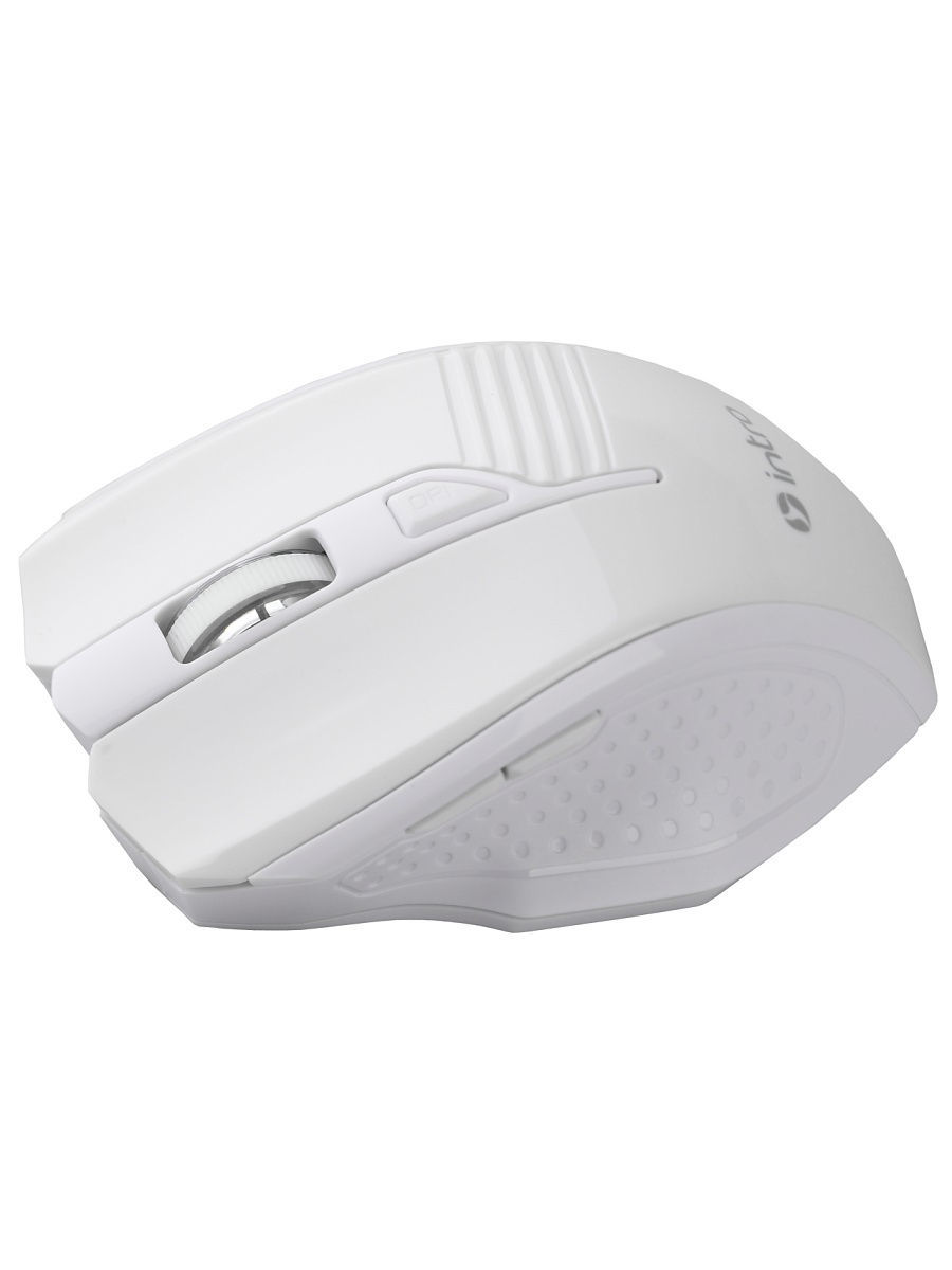 Мышь MW195 white  Intro Wireless White