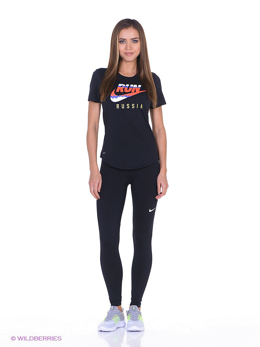 Леггинсы NP CL TIGHT Nike 725477-013