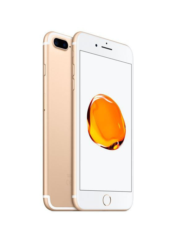 Смартфоны Apple Смартфон iPhone 7 Plus 256GB Gold смартфон apple iphone 7 plus 256gb jet black mn512ru a