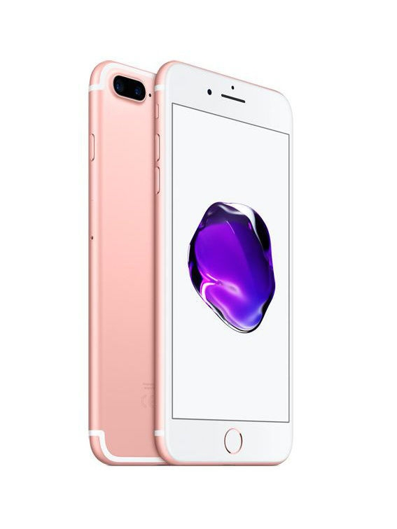 Смартфоны Apple Смартфон iPhone 7 Plus 256GB Rose Gold