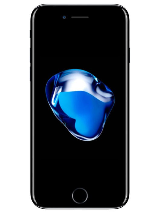 Смартфоны Apple Смартфон APPLE iPhone 7 MN972RU/A 256Gb, черный