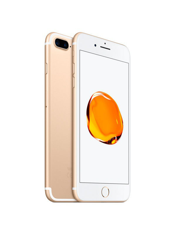 Смартфоны Apple Смартфон iPhone 7 Plus 32GB Gold смартфон apple iphone 7 32gb black mn8x2ru a