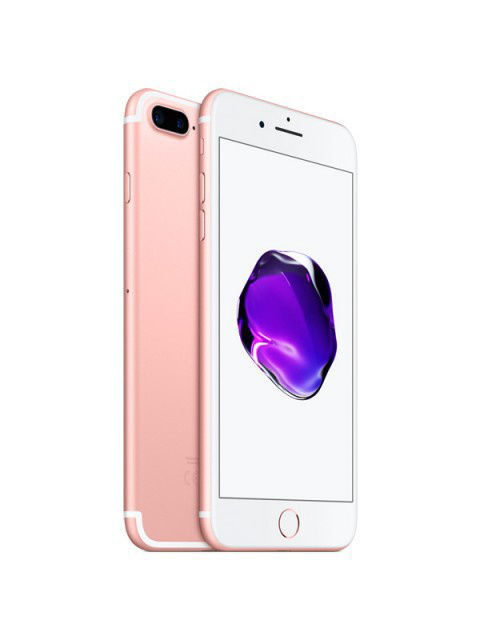 Смартфоны Apple Смартфон iPhone 7 Plus 32GB Rose Gold apple iphone 5s 32gb a1530