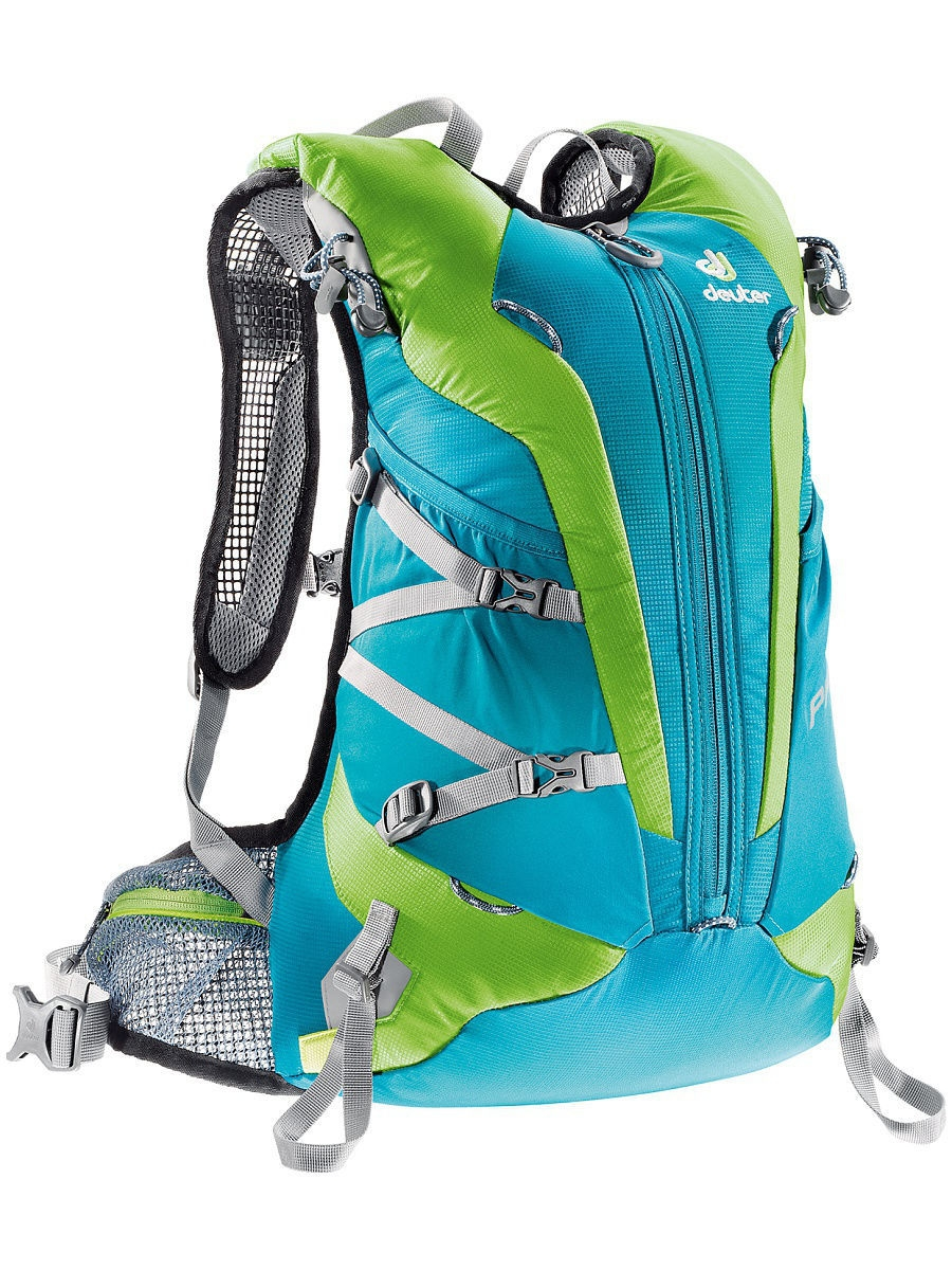 Рюкзаки Deuter Рюкзак Pace 20 petrol-kiwi рюкзак deuter deuter alpine winter pace красный 36л