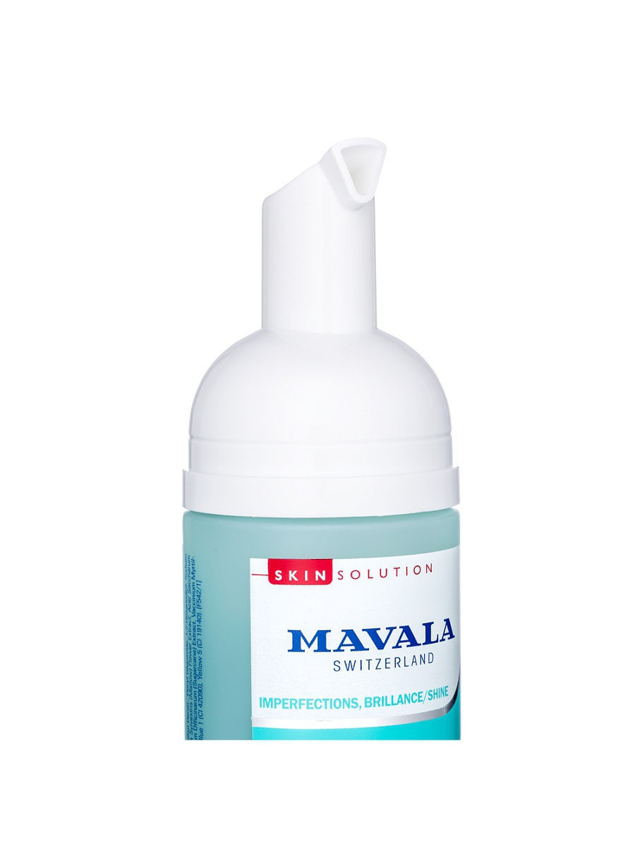 Mavala Очищающая Пенка Pore Detox Perfecting Foaming Cleanser 165ml 9054214