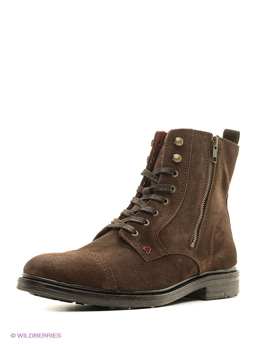 Ботинки GUESS FMJRM4/SUE11/BROWN