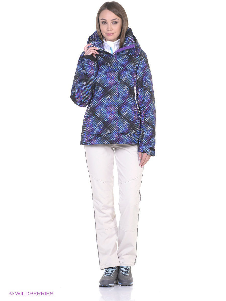 Куртки Helly Hansen Куртка W SPRINT PRINTED JACKET сапоги w hedda helly hansen