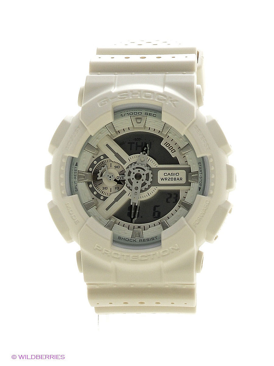 Часы наручные CASIO Часы G-Shock GA-110LP-7A casio g shock ga 110tp 7a