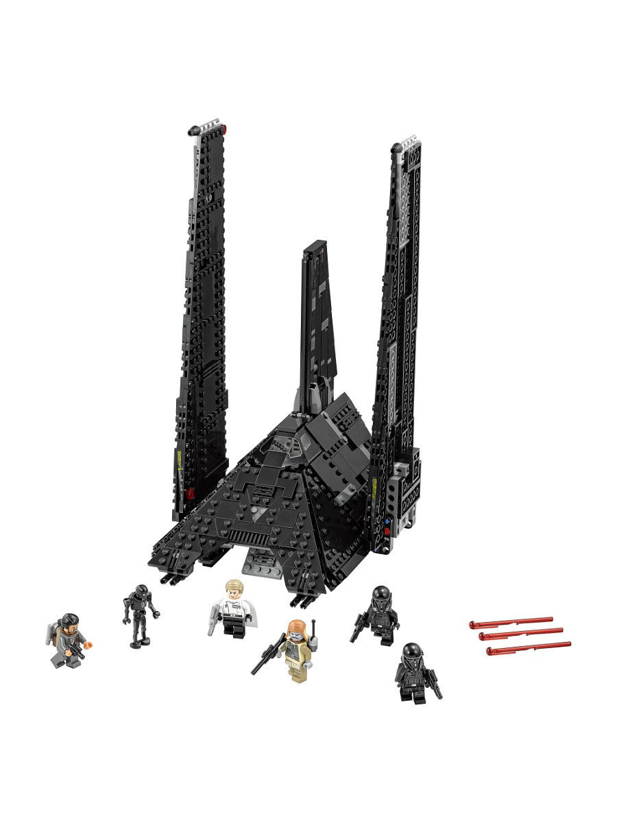 Конструкторы Lego LEGO Star Wars TM Имперский шаттл Кренника 75156 star wars 75104 командный шаттл кайло рена