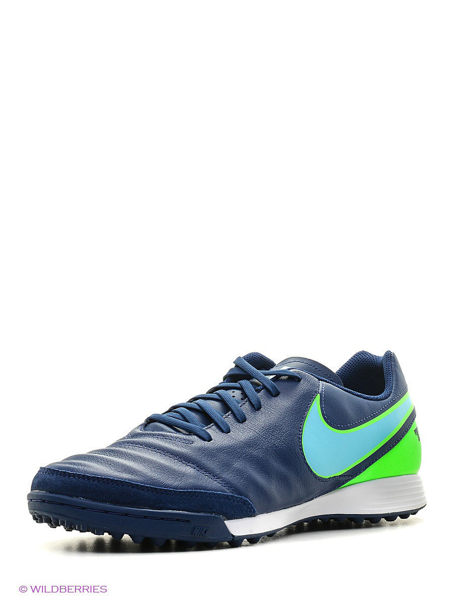 ������� TIEMPO GENIO II LEATHER TF Nike 819216-443