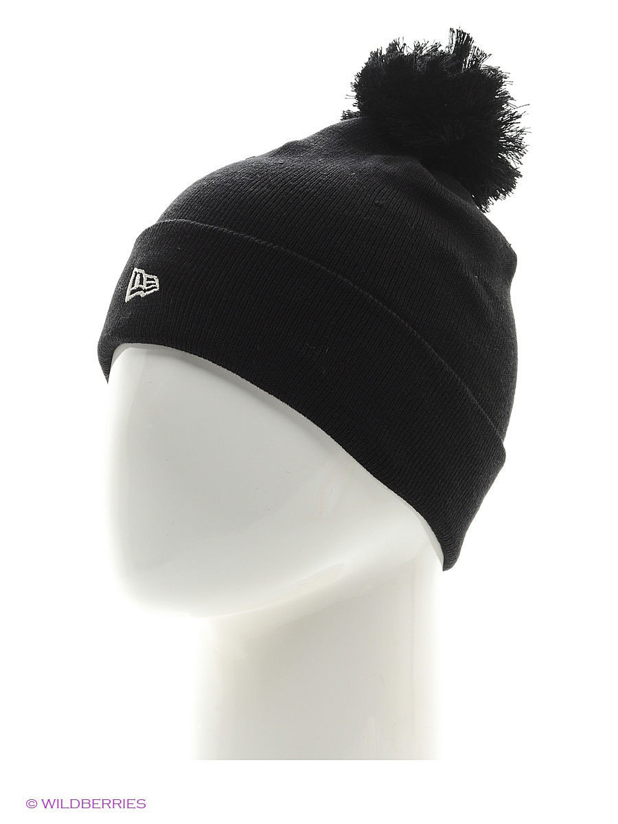 Шапка New Era 11010658BLK
