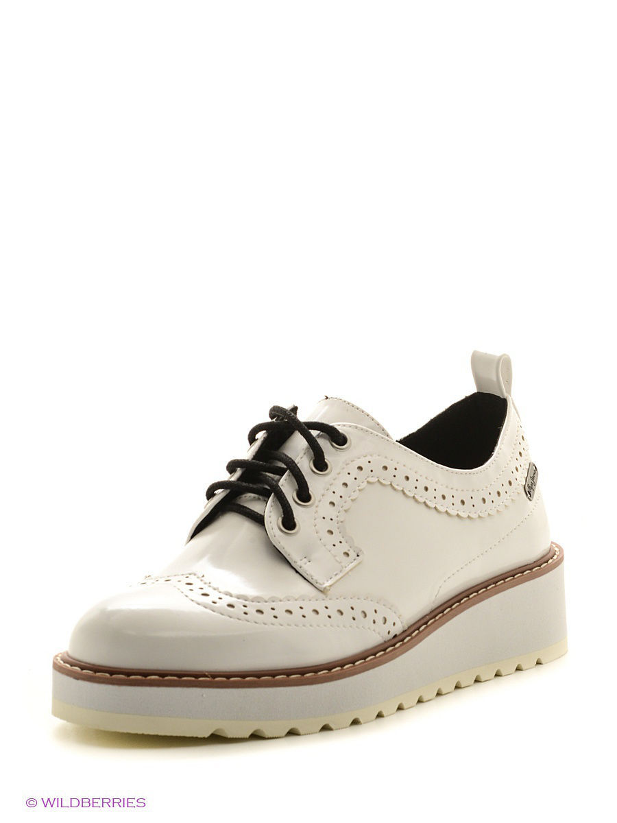 Туфли PEPE JEANS LONDON PLS10236/800white