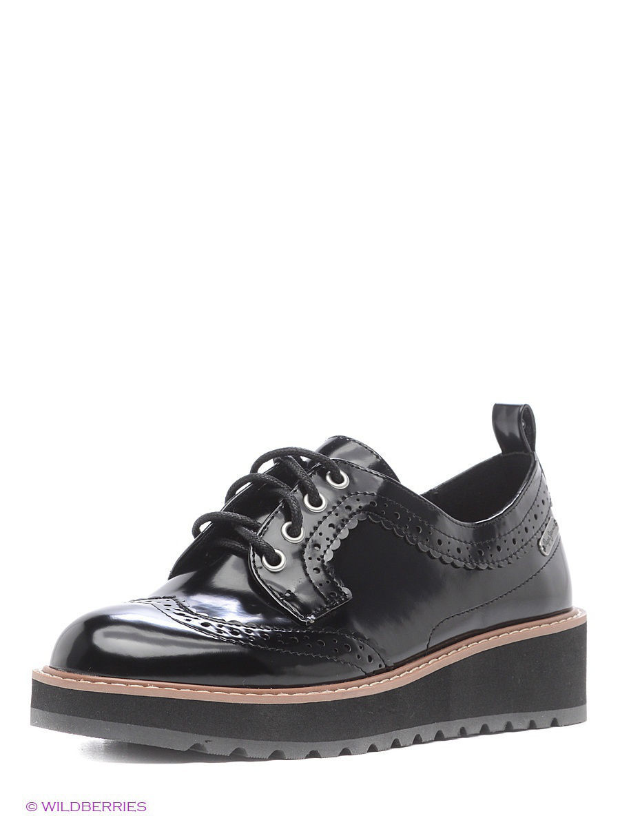 Туфли PEPE JEANS LONDON PLS10236/999black