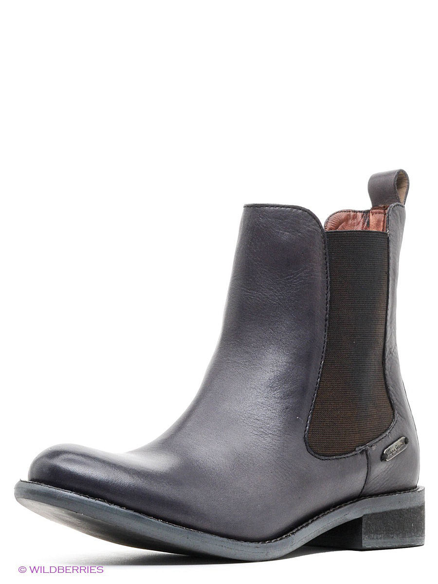 Женские сапоги Pepe Jeans London PLS50243/999black