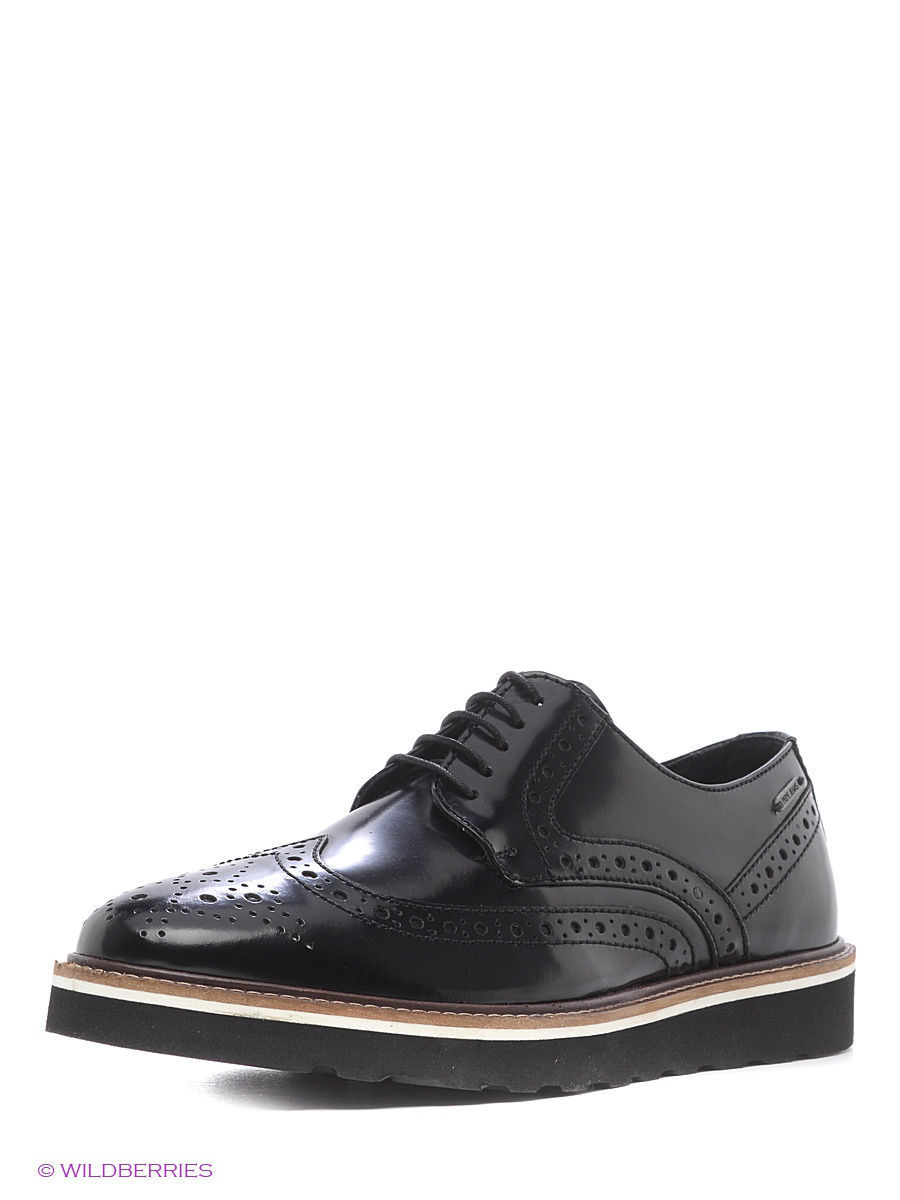 Туфли PEPE JEANS LONDON PMS10170/999black