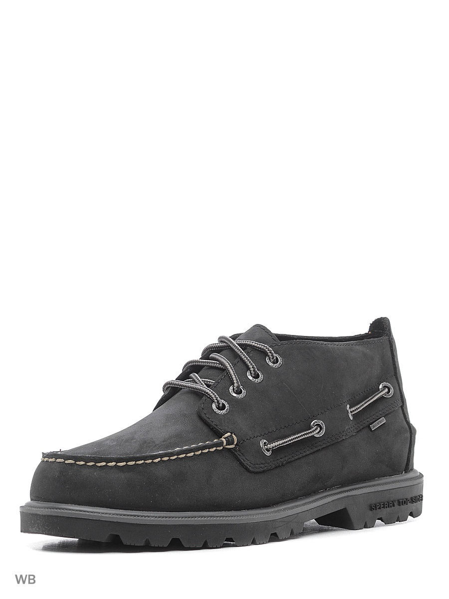 Ботинки Sperry Top-Sider STS10088/black