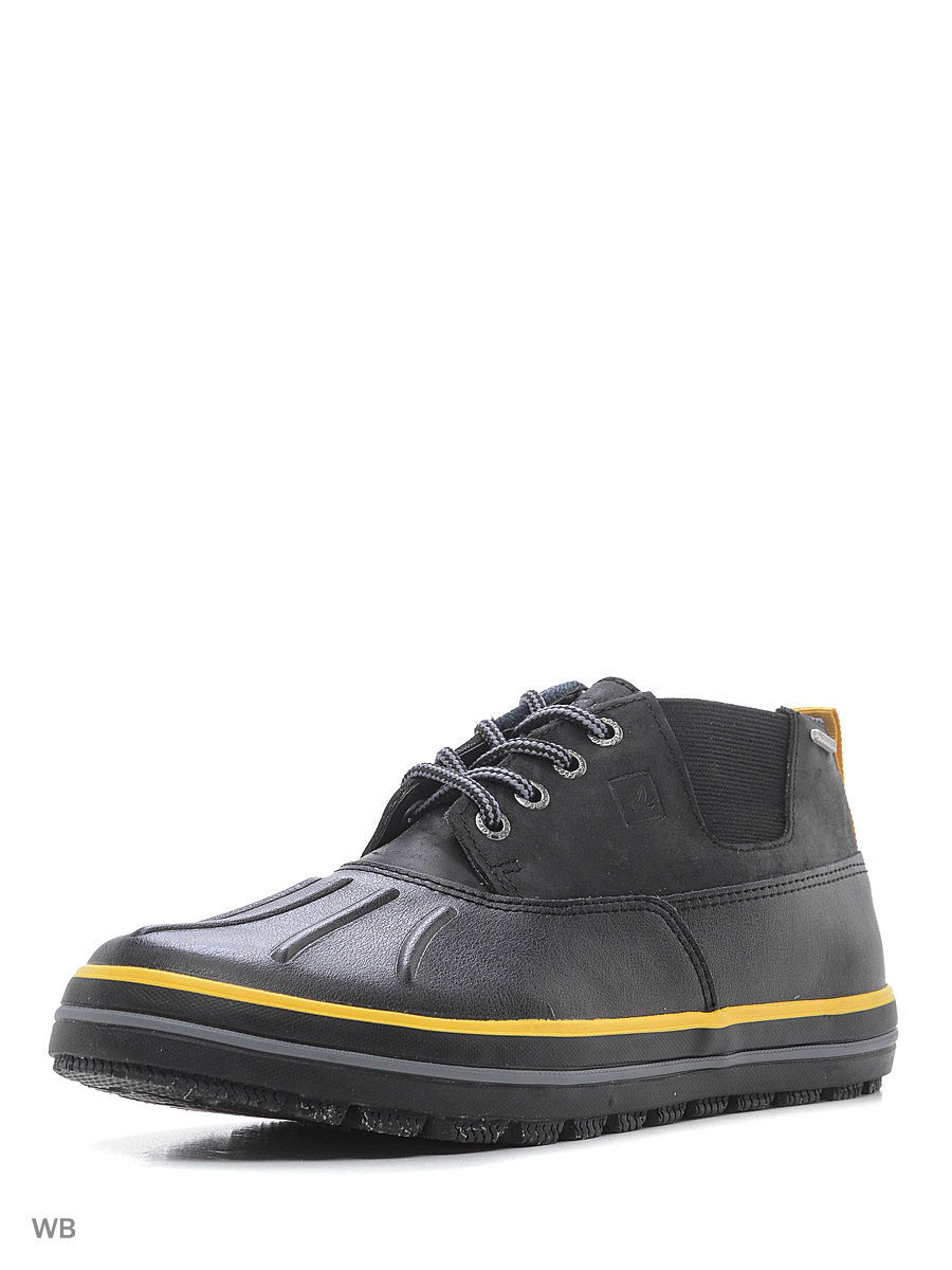 Ботинки Sperry Top-Sider STS12204/black