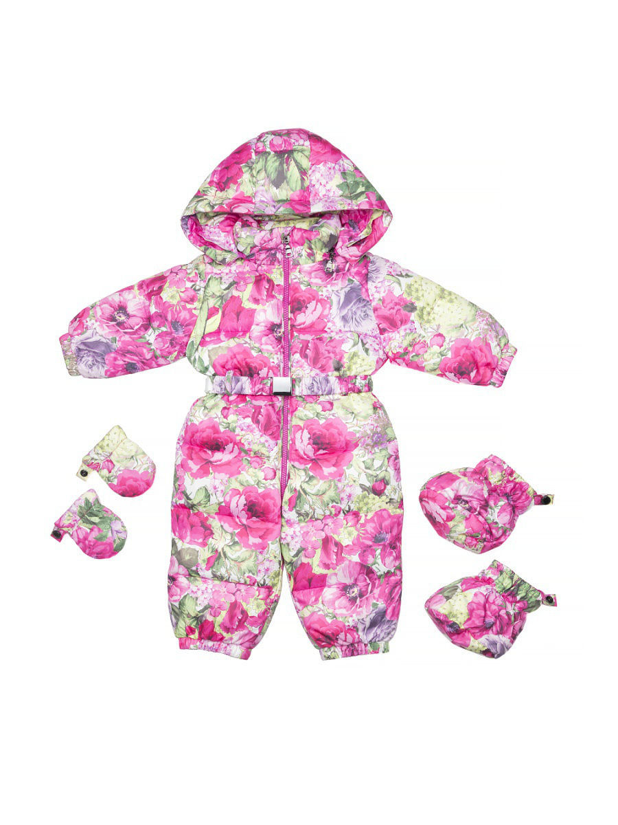 Комбинезон Franco Vello Kids 41003E16-02/15-02/6201rose: изображение 3