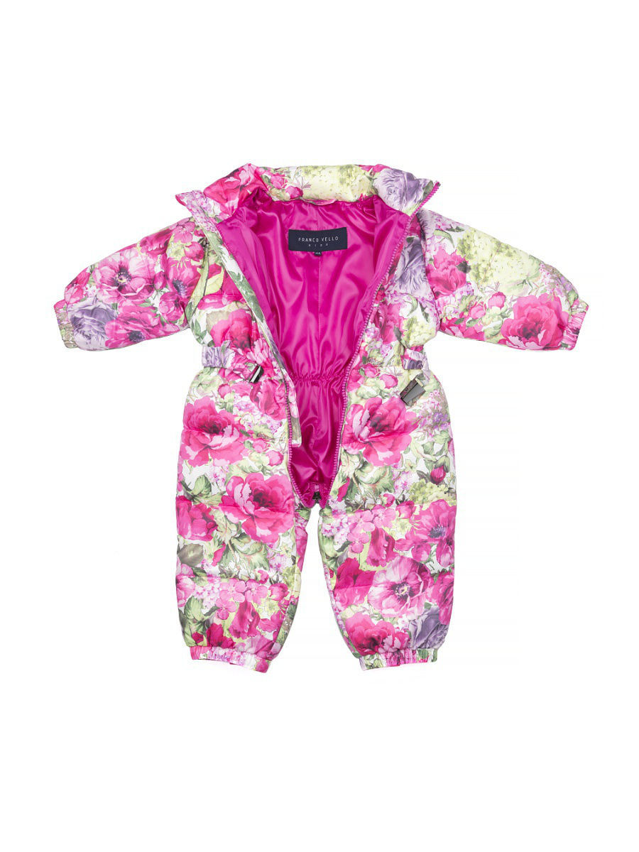 Комбинезон Franco Vello Kids 41003E16-02/15-02/6201rose: изображение 4