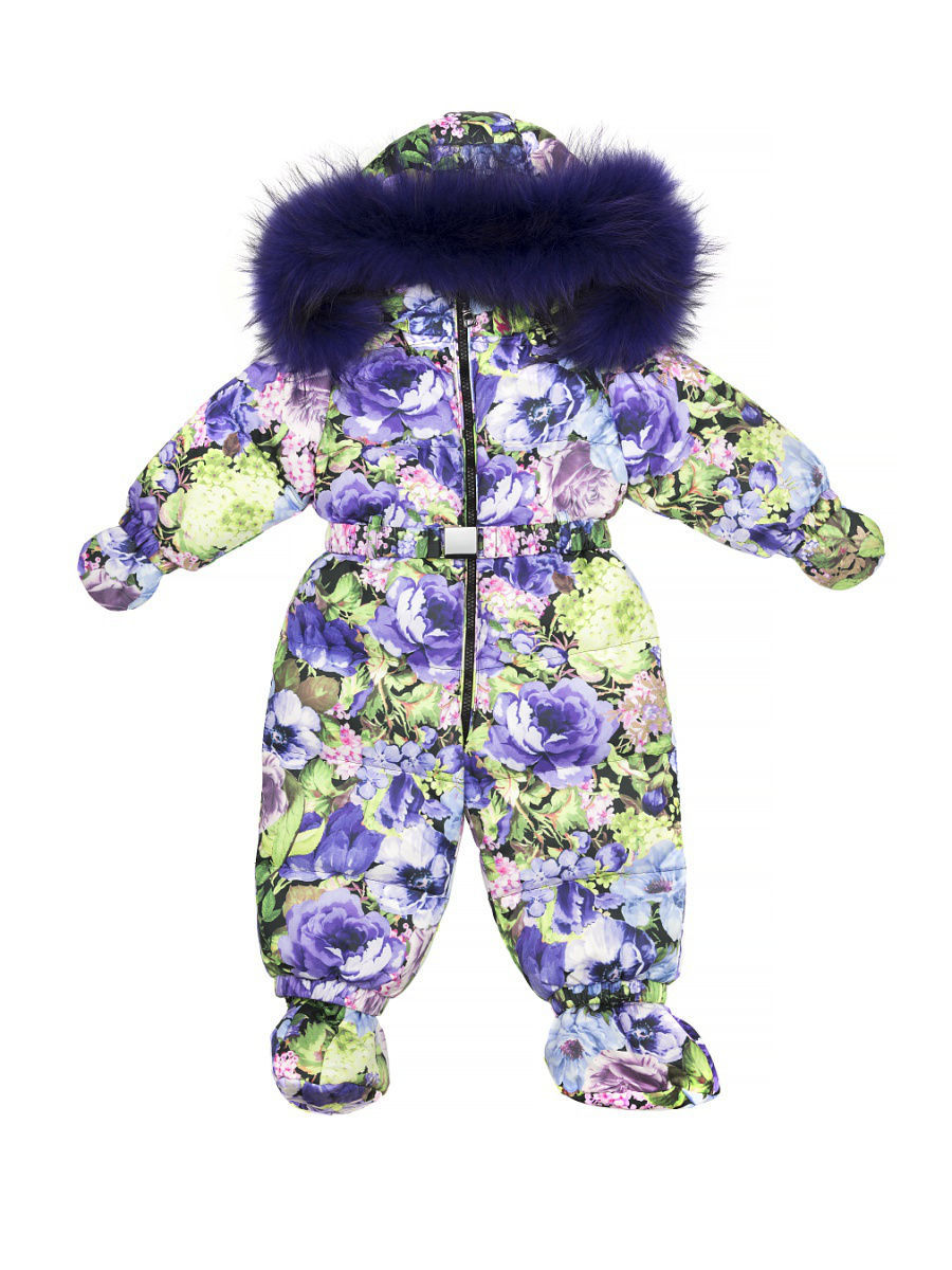 Комбинезон Franco Vello Kids 41003E16-02/15-02/6901violet: изображение 1