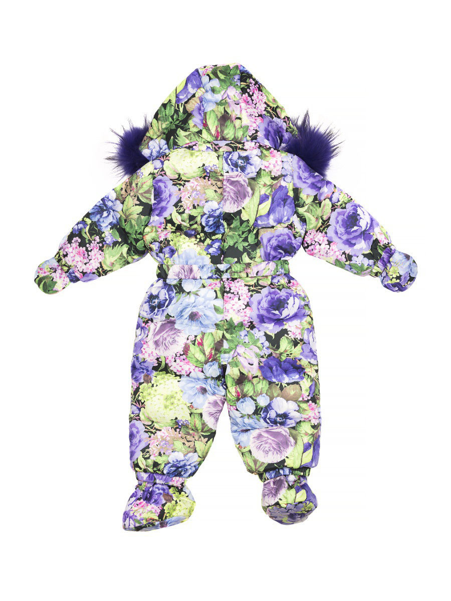 Комбинезон Franco Vello Kids 41003E16-02/15-02/6901violet: изображение 2