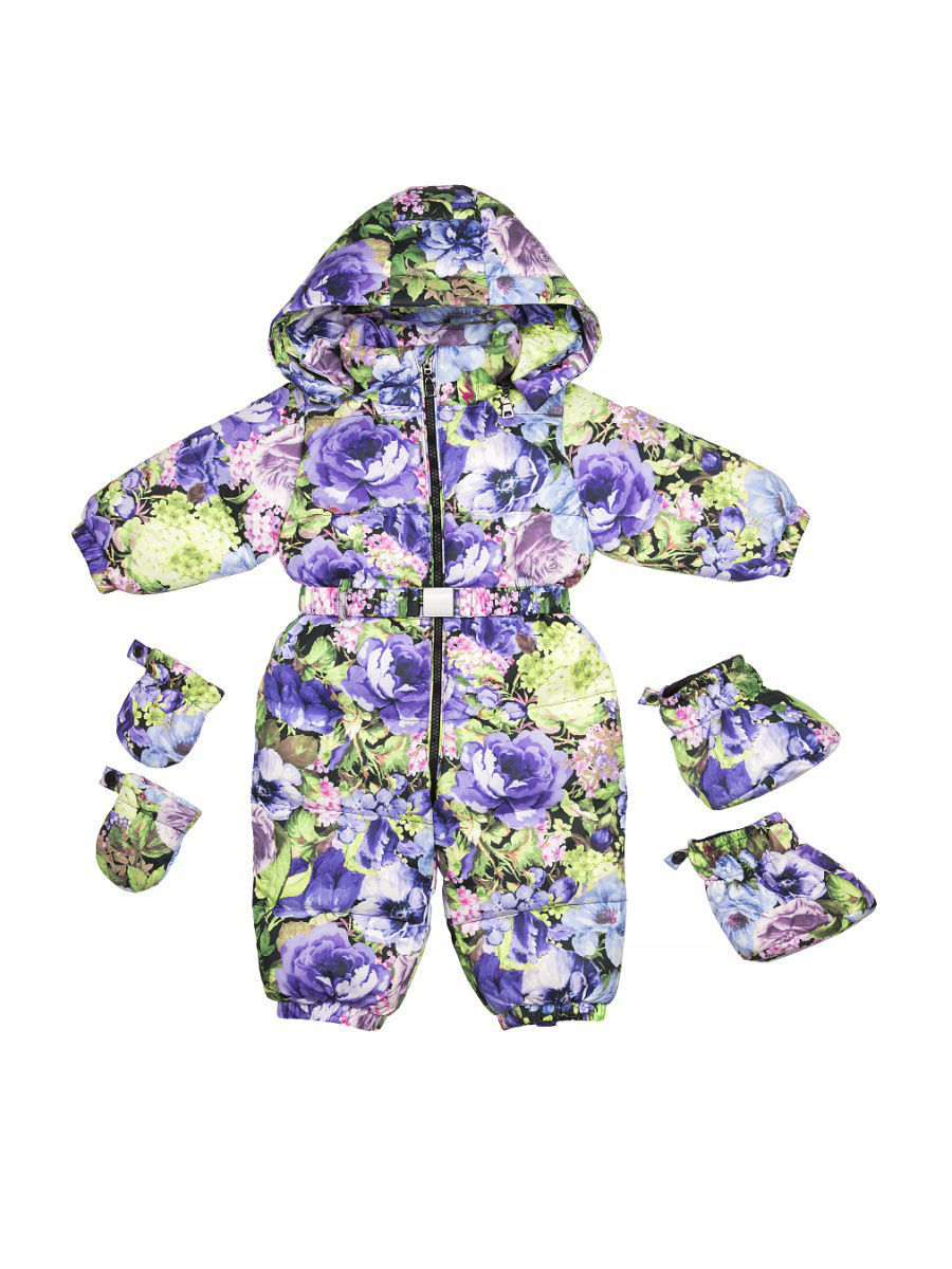 Комбинезон Franco Vello Kids 41003E16-02/15-02/6901violet: изображение 3