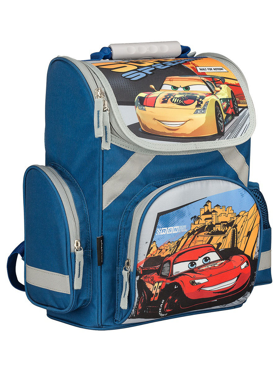 Рюкзак. Disney Cars CRDB-MT1-113F