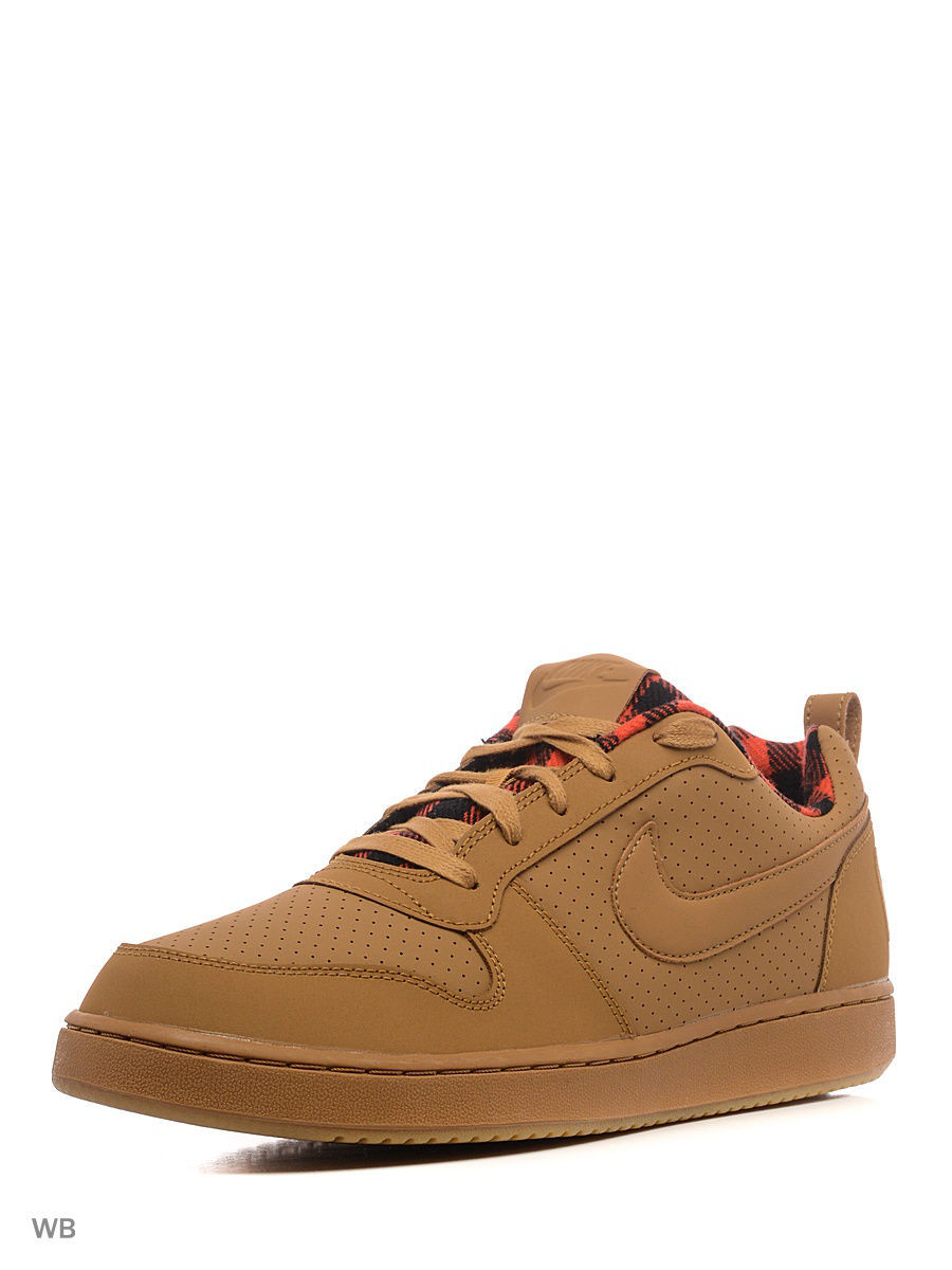 Кеды NIKE COURT BOROUGH LOW PREM 844881-700