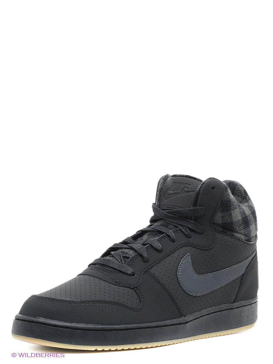 Кеды NIKE COURT BOROUGH MID PREM 844884-002