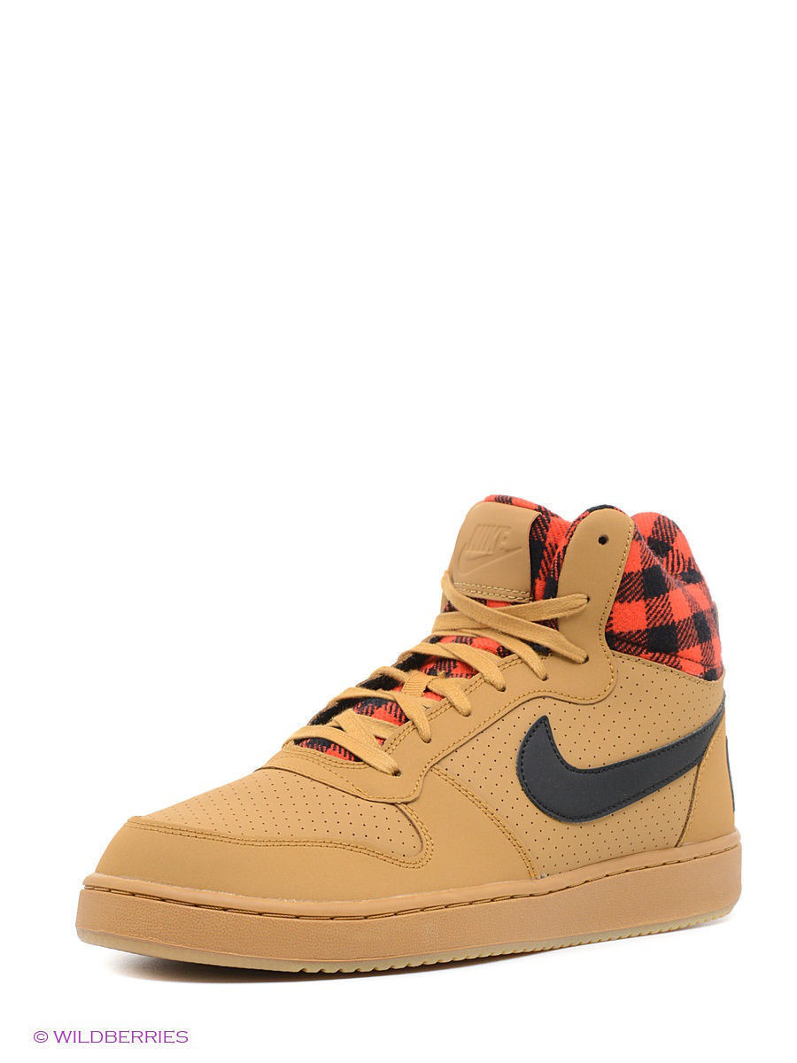 Кеды NIKE COURT BOROUGH MID PREM 844884-700