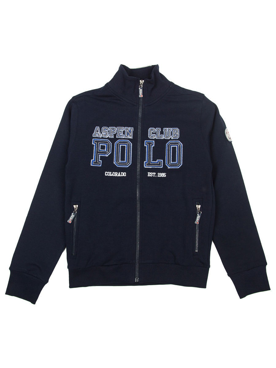 Толстовка Aspen Polo Club AI16PC31F972T/синий