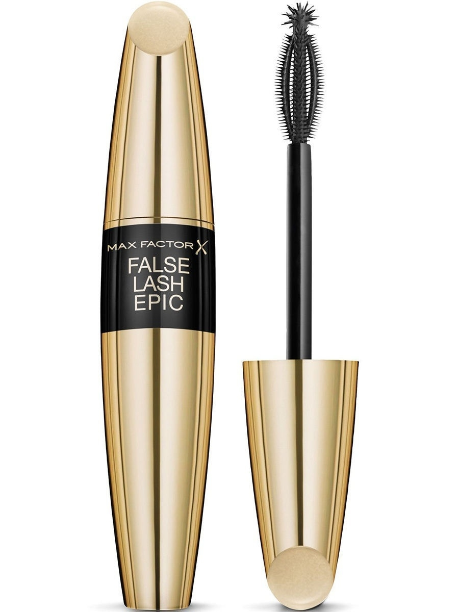 isa dora тушь для ресниц all day long lash тон 23 black brown 8 мл Туши MAX FACTOR False Lash Epic, тушь для ресниц, Black/Brown, 13 мл
