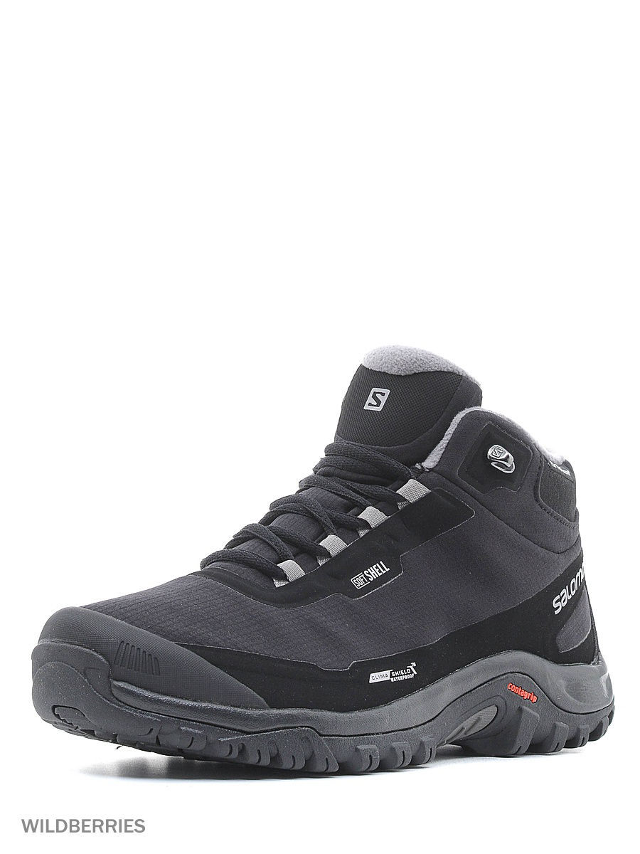 ������� SHOES SHELTER CS WP SALOMON L37281100